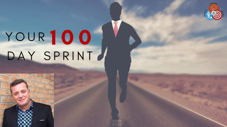 Your 100 Day Sprint