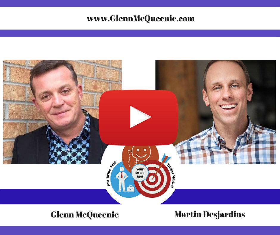 Glenn McQueenie & Martin Desjardins - Working with Families as a Niche