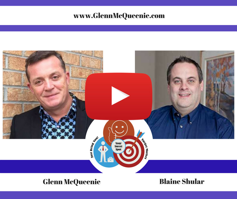 Blaine Shular - Turning your Natural Strengths into your Niche