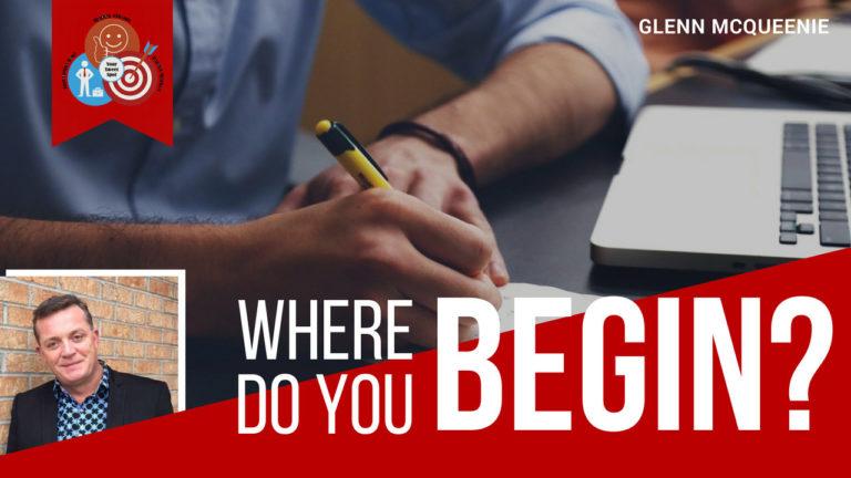 Where do You Begin?