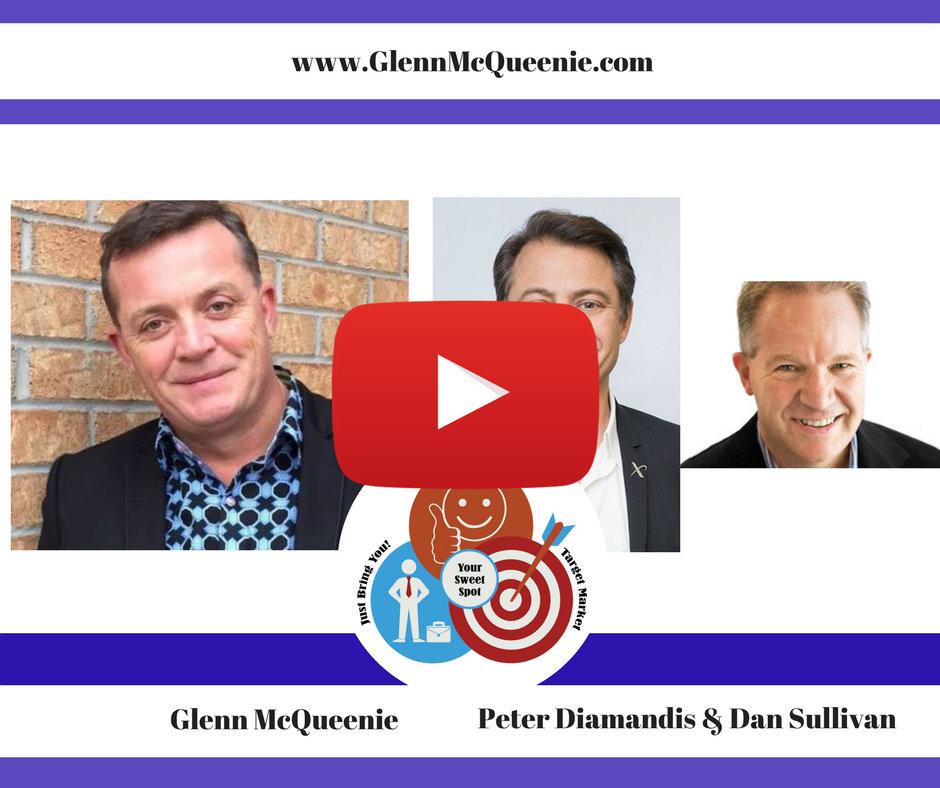 Peter Diamandis & Dan Sullivan