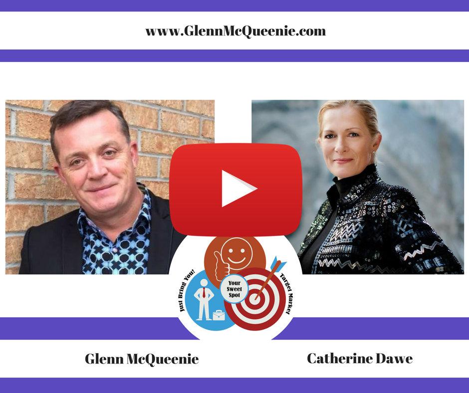My coaching call with Catherine Dawe