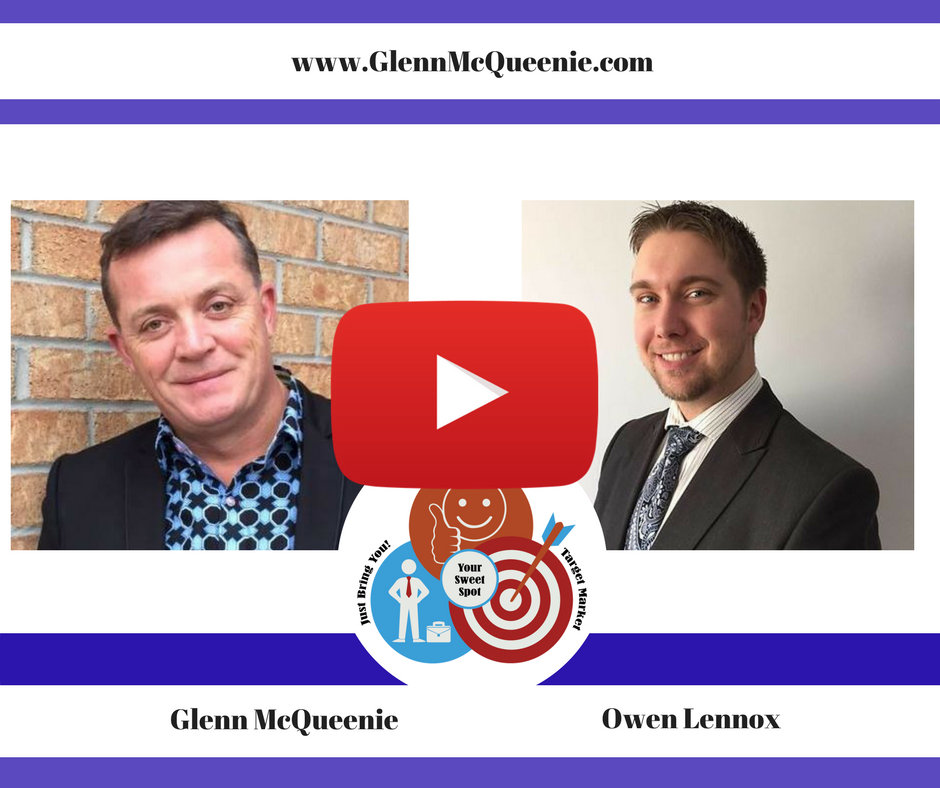 Coaching call with Owen Lennox on targeting Investors