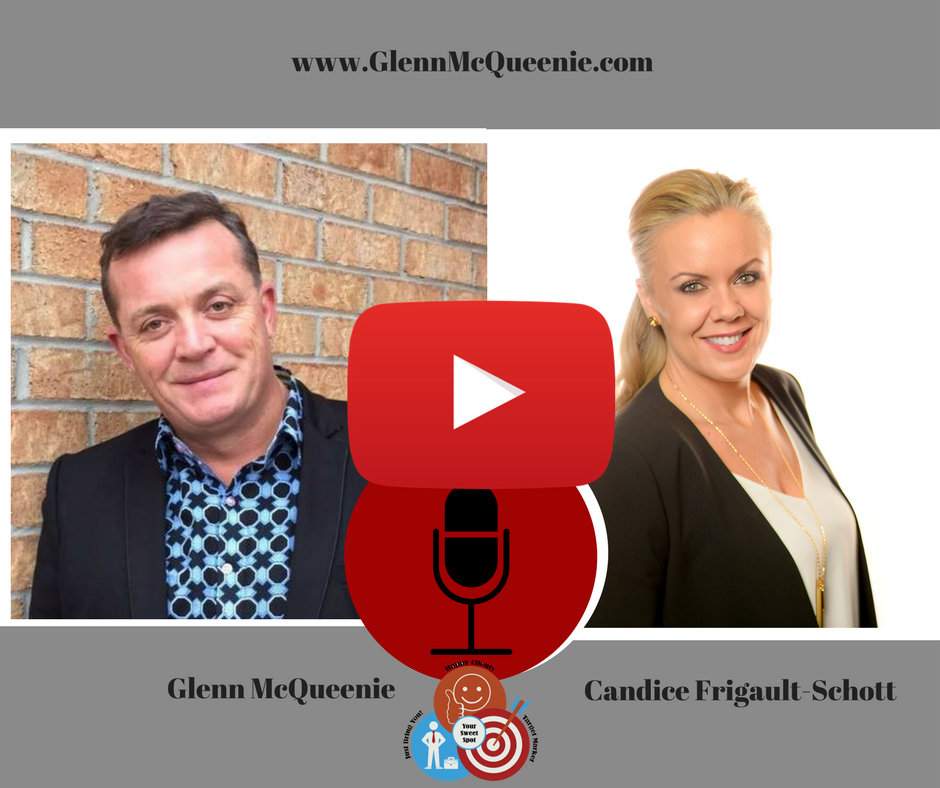 Candice Frigault-Schott Podcast