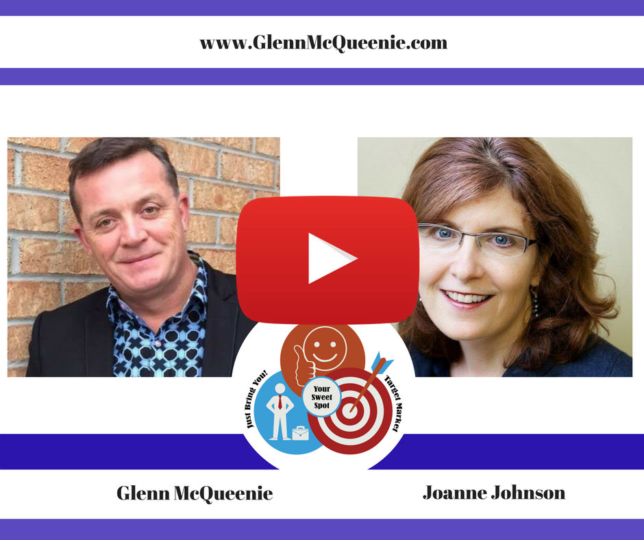 The Sale Leaseback Niche. My coaching session with Joanne Johnson