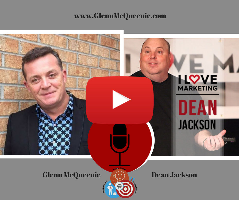 My Interview with Dean Jackson